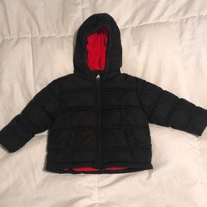 18 month winter jacket